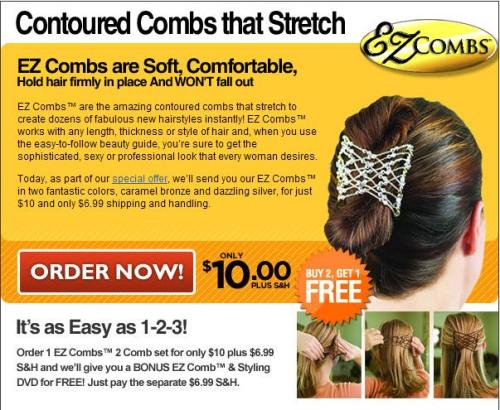 EZ Comb™ Affiliate Program