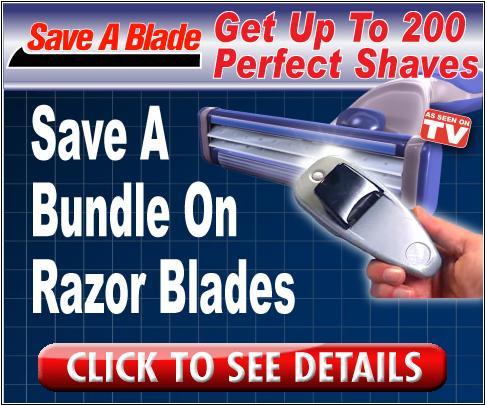 Save A Blade® Affiliate Program
