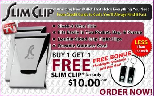Slim Clip® Affiliate Program