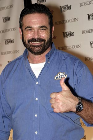 Billy Mays (July 20, 1958 – June 28, 2009)