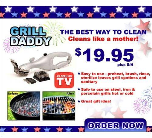 Grill Daddy - Top 5 Affiliate Offers