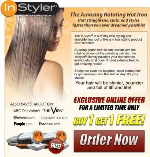 InStyler® Affiliate Program
