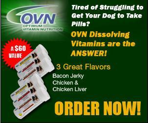 OVN Dog Vitamins Affiliate Program