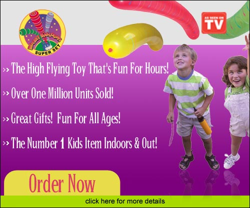 Rocket Balloons Affiliate Program