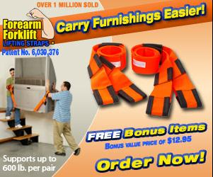 ForeArm Forklift Affiliate Program Banner