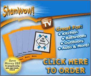 Shamwow Affiliate Program