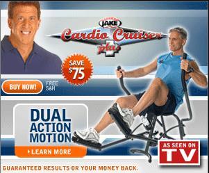 Cardio Cruiser Affiliate Program