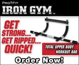 Iron Gym Affiliate Program
