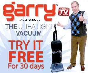 Garry™ Ultra Light Vacuum