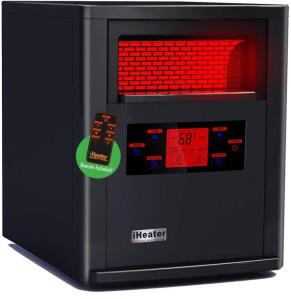 iHeater - Infrared Portable Heater