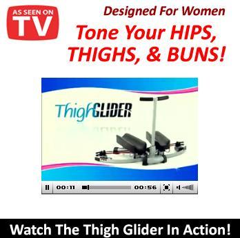Thigh Glider Affiliate Banner