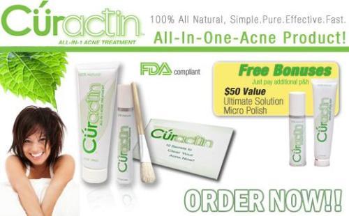 Curactin™ Affiliate Program