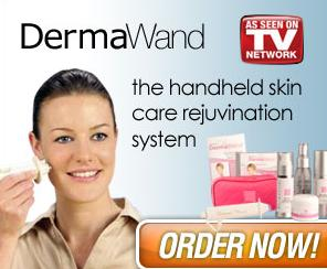 derma wand instruction booklet