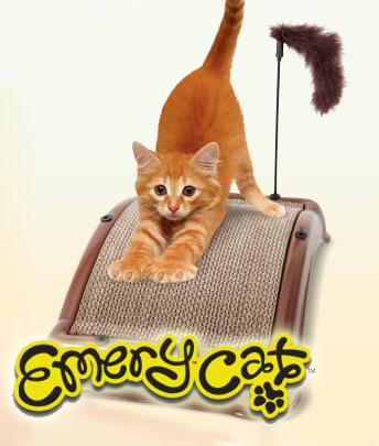 Emery Cat™ Board