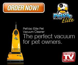 PetVac Elite™