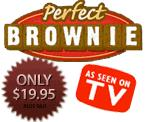 Small Banner Perfect Brownie