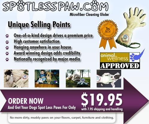 SpotLess Paw™ Affiliate Plan