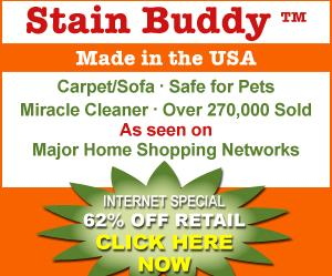 Stain Buddy™ Affiliate Plan