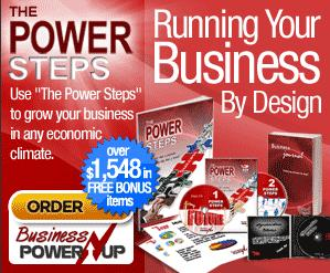 The Power Steps