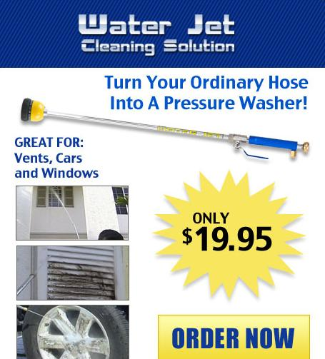 Water Jet Affiliate Offer
