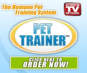 Pet Trainer™ Affiliate Banner