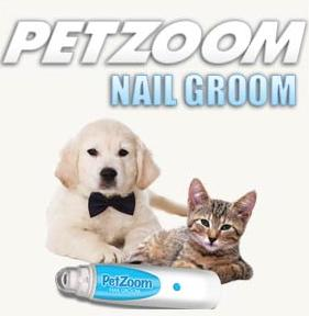 Pet Zoom Nail Groom